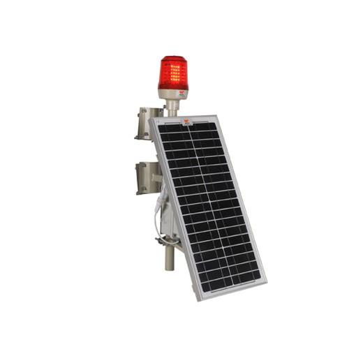 Wetra solar enerjili uçak ikaz lambası
