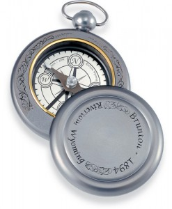 Brunton 1894dwb Gentlemans Pocket Compass