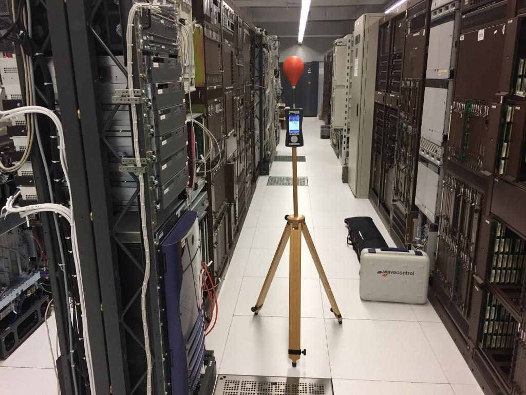 Elektromanyetik alan ölçümü hizmeti veren firma, Electrosense