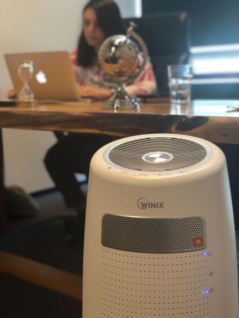 Winix hava temizleme cihazları